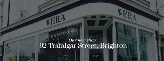 New shop at 92 Trafalgar Street, Brighton