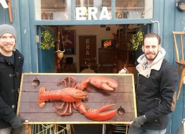 Lobby the Lobster